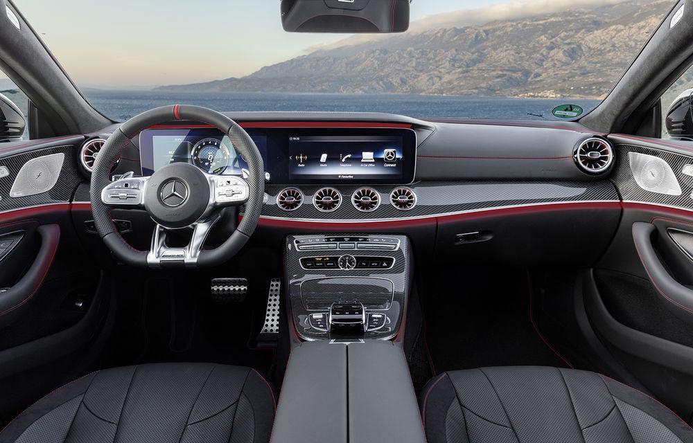 Un nou membru în familia Mercedes-AMG: nemții lansează seria 53 AMG cu 435 CP și sistem micro-hibrid pentru CLS, Clasa E Coupe și Clasa E Cabriolet - Poza 20