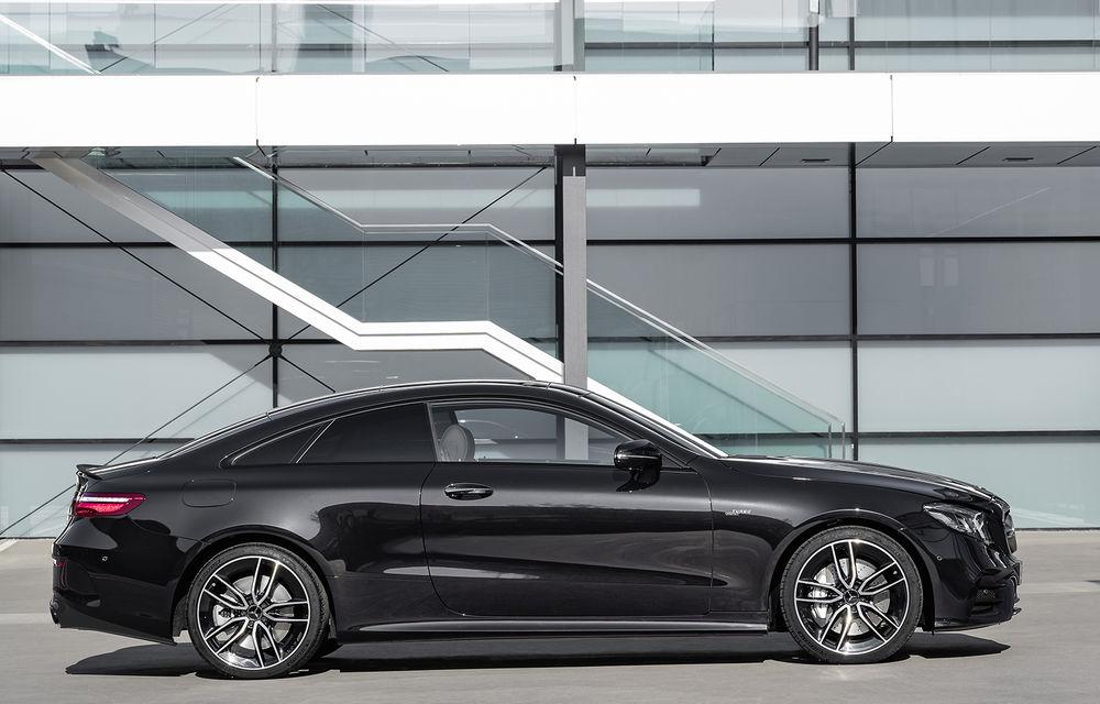 Un nou membru în familia Mercedes-AMG: nemții lansează seria 53 AMG cu 435 CP și sistem micro-hibrid pentru CLS, Clasa E Coupe și Clasa E Cabriolet - Poza 26