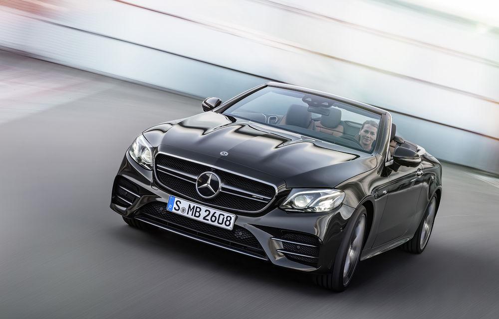 Un nou membru în familia Mercedes-AMG: nemții lansează seria 53 AMG cu 435 CP și sistem micro-hibrid pentru CLS, Clasa E Coupe și Clasa E Cabriolet - Poza 35