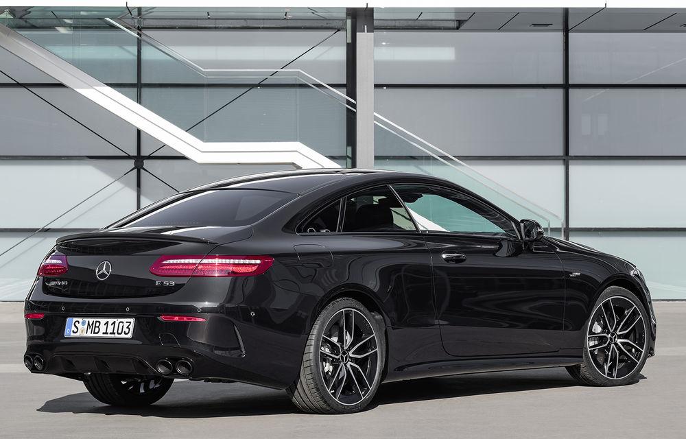 Un nou membru în familia Mercedes-AMG: nemții lansează seria 53 AMG cu 435 CP și sistem micro-hibrid pentru CLS, Clasa E Coupe și Clasa E Cabriolet - Poza 27