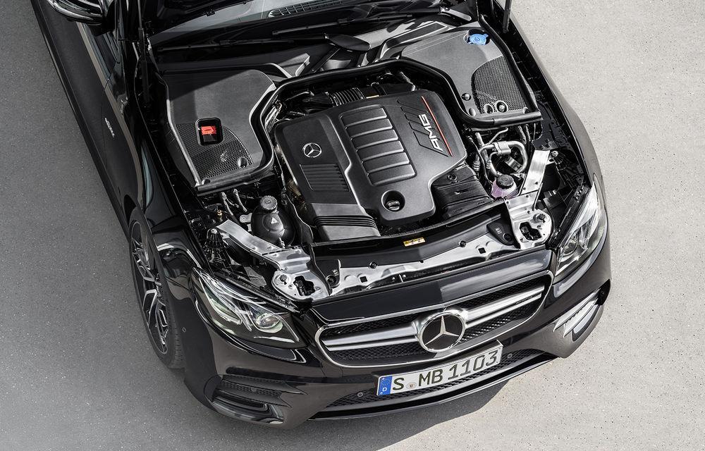 Un nou membru în familia Mercedes-AMG: nemții lansează seria 53 AMG cu 435 CP și sistem micro-hibrid pentru CLS, Clasa E Coupe și Clasa E Cabriolet - Poza 30