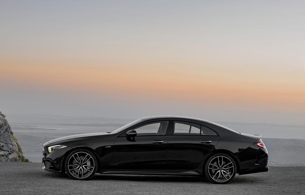Un nou membru în familia Mercedes-AMG: nemții lansează seria 53 AMG cu 435 CP și sistem micro-hibrid pentru CLS, Clasa E Coupe și Clasa E Cabriolet - Poza 14