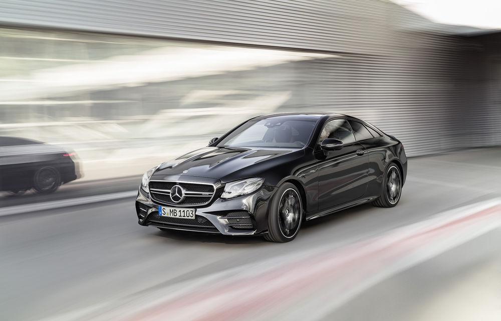 Un nou membru în familia Mercedes-AMG: nemții lansează seria 53 AMG cu 435 CP și sistem micro-hibrid pentru CLS, Clasa E Coupe și Clasa E Cabriolet - Poza 23