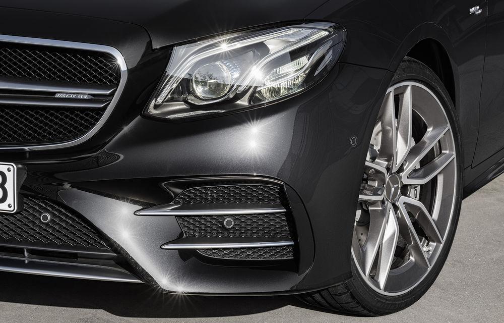 Un nou membru în familia Mercedes-AMG: nemții lansează seria 53 AMG cu 435 CP și sistem micro-hibrid pentru CLS, Clasa E Coupe și Clasa E Cabriolet - Poza 42