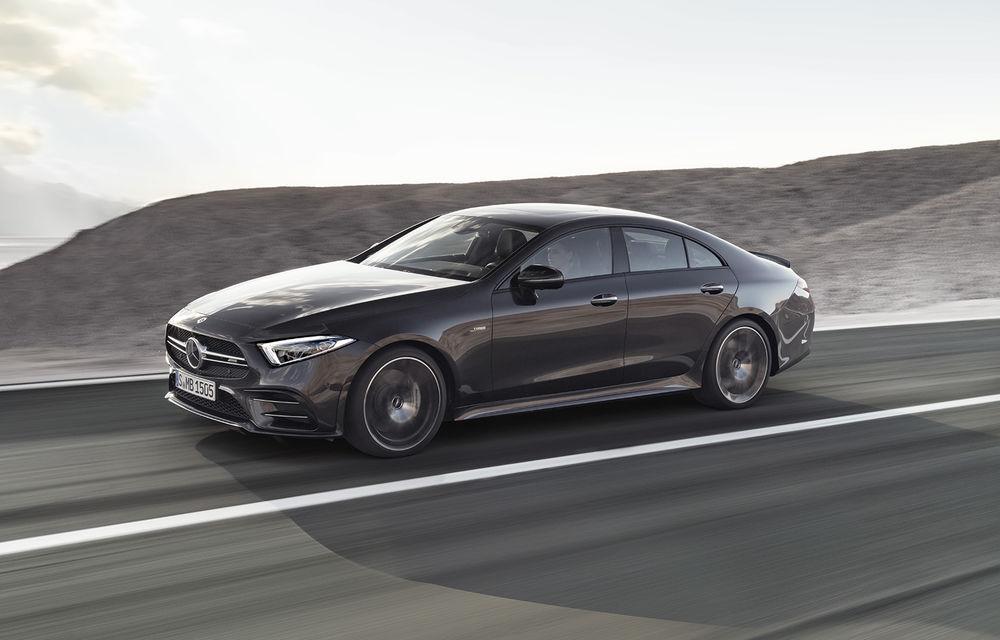 Un nou membru în familia Mercedes-AMG: nemții lansează seria 53 AMG cu 435 CP și sistem micro-hibrid pentru CLS, Clasa E Coupe și Clasa E Cabriolet - Poza 7