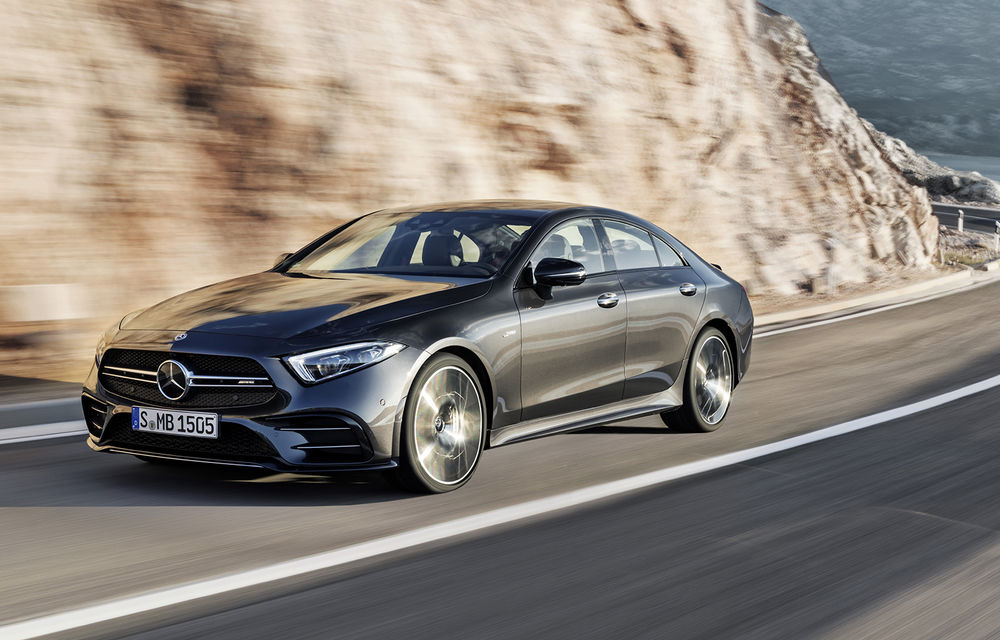 Un nou membru în familia Mercedes-AMG: nemții lansează seria 53 AMG cu 435 CP și sistem micro-hibrid pentru CLS, Clasa E Coupe și Clasa E Cabriolet - Poza 6