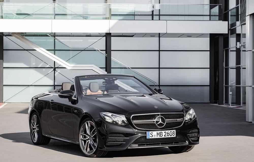 Un nou membru în familia Mercedes-AMG: nemții lansează seria 53 AMG cu 435 CP și sistem micro-hibrid pentru CLS, Clasa E Coupe și Clasa E Cabriolet - Poza 40