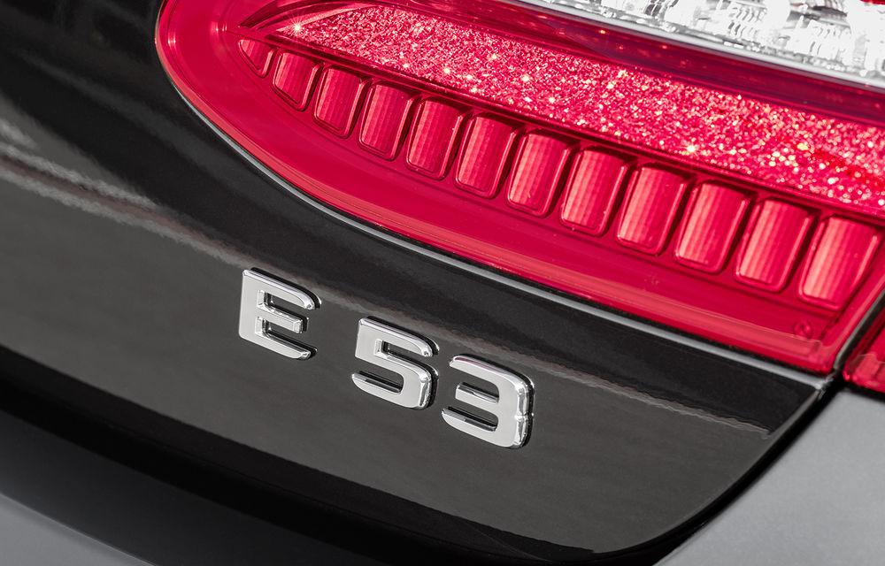 Un nou membru în familia Mercedes-AMG: nemții lansează seria 53 AMG cu 435 CP și sistem micro-hibrid pentru CLS, Clasa E Coupe și Clasa E Cabriolet - Poza 29