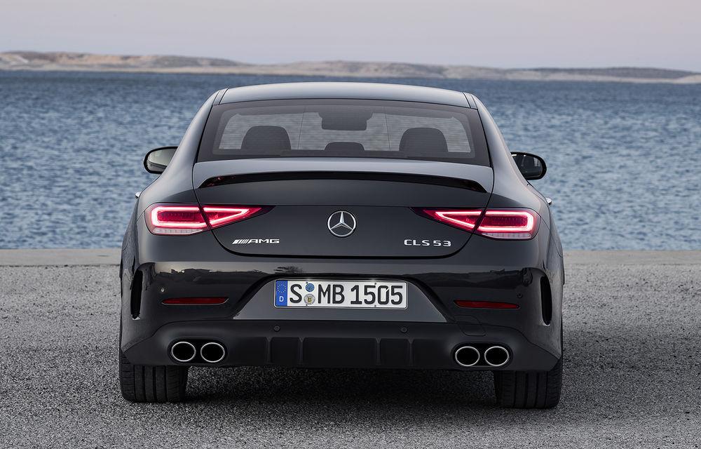 Un nou membru în familia Mercedes-AMG: nemții lansează seria 53 AMG cu 435 CP și sistem micro-hibrid pentru CLS, Clasa E Coupe și Clasa E Cabriolet - Poza 11