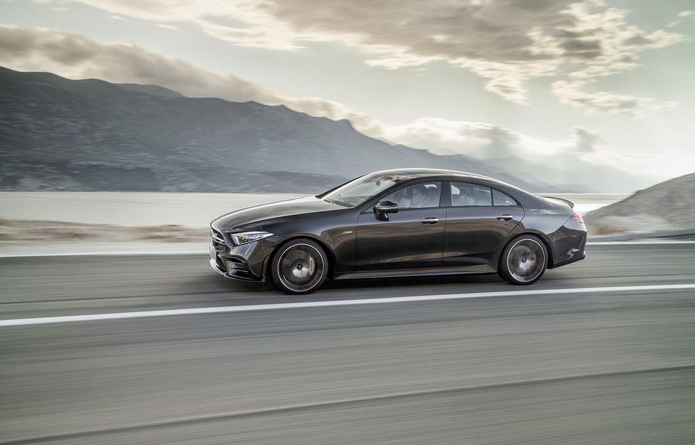 Un nou membru în familia Mercedes-AMG: nemții lansează seria 53 AMG cu 435 CP și sistem micro-hibrid pentru CLS, Clasa E Coupe și Clasa E Cabriolet - Poza 8