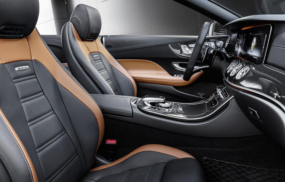 Un nou membru în familia Mercedes-AMG: nemții lansează seria 53 AMG cu 435 CP și sistem micro-hibrid pentru CLS, Clasa E Coupe și Clasa E Cabriolet - Poza 48