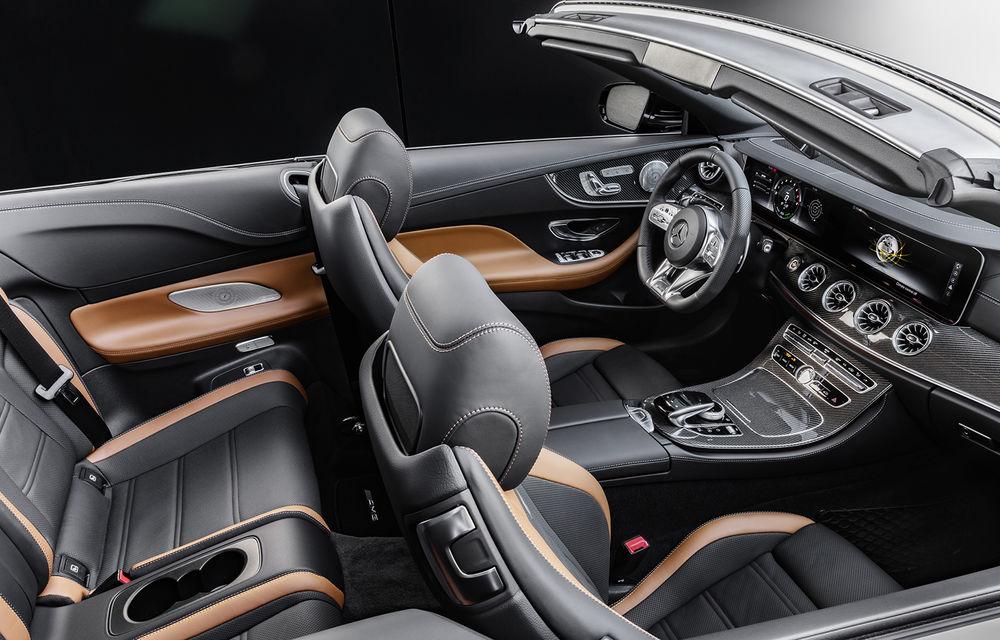Un nou membru în familia Mercedes-AMG: nemții lansează seria 53 AMG cu 435 CP și sistem micro-hibrid pentru CLS, Clasa E Coupe și Clasa E Cabriolet - Poza 49