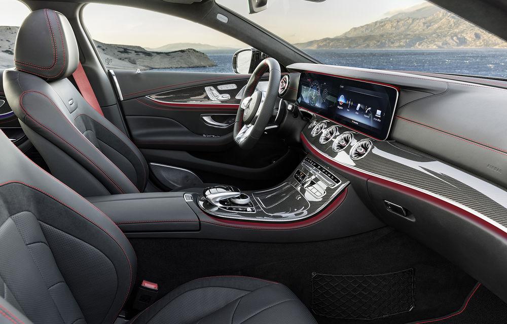 Un nou membru în familia Mercedes-AMG: nemții lansează seria 53 AMG cu 435 CP și sistem micro-hibrid pentru CLS, Clasa E Coupe și Clasa E Cabriolet - Poza 21
