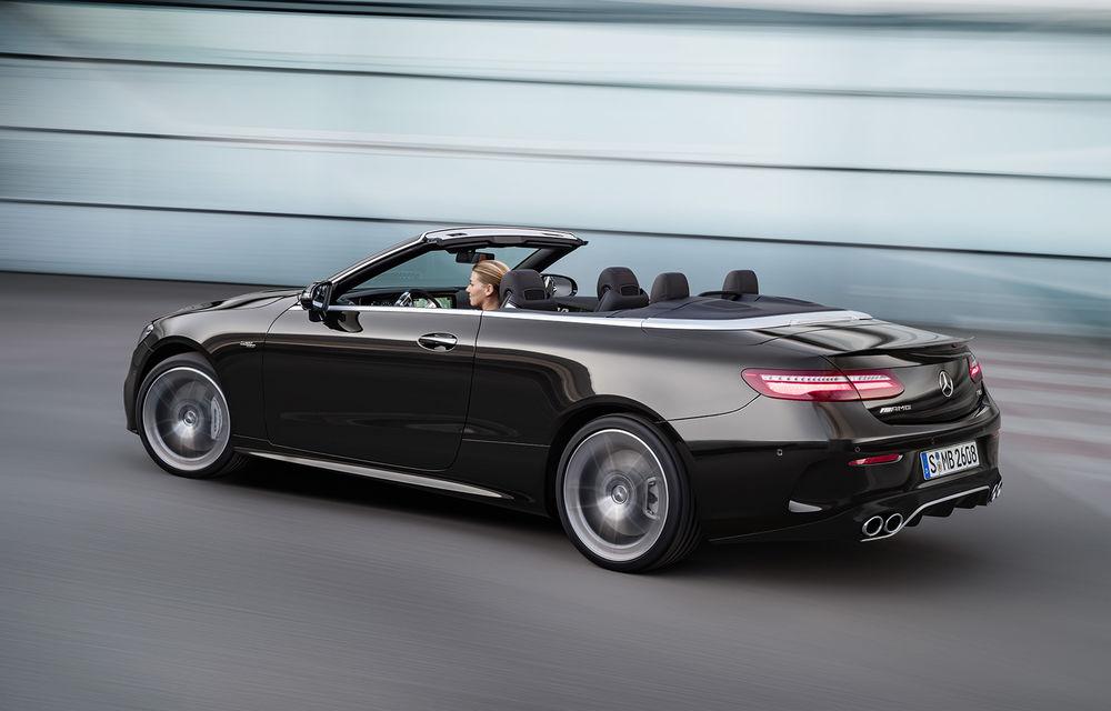 Un nou membru în familia Mercedes-AMG: nemții lansează seria 53 AMG cu 435 CP și sistem micro-hibrid pentru CLS, Clasa E Coupe și Clasa E Cabriolet - Poza 36