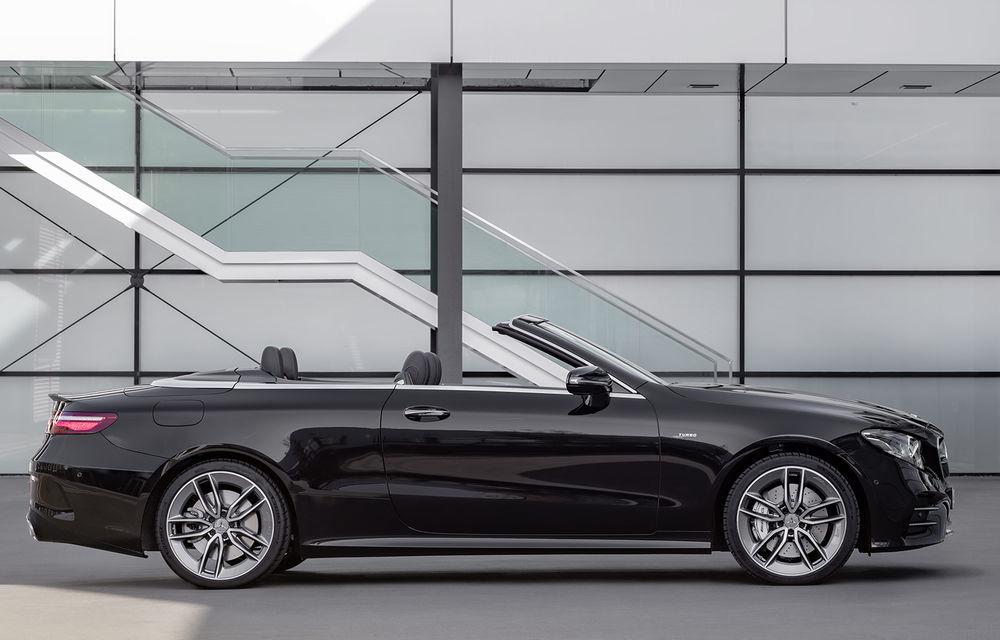 Un nou membru în familia Mercedes-AMG: nemții lansează seria 53 AMG cu 435 CP și sistem micro-hibrid pentru CLS, Clasa E Coupe și Clasa E Cabriolet - Poza 39