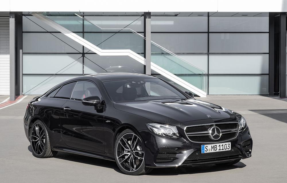 Un nou membru în familia Mercedes-AMG: nemții lansează seria 53 AMG cu 435 CP și sistem micro-hibrid pentru CLS, Clasa E Coupe și Clasa E Cabriolet - Poza 25