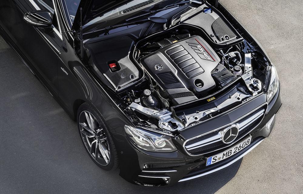 Un nou membru în familia Mercedes-AMG: nemții lansează seria 53 AMG cu 435 CP și sistem micro-hibrid pentru CLS, Clasa E Coupe și Clasa E Cabriolet - Poza 45