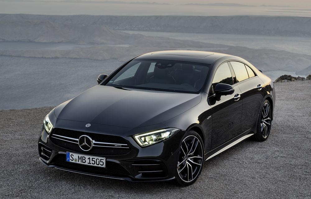 Un nou membru în familia Mercedes-AMG: nemții lansează seria 53 AMG cu 435 CP și sistem micro-hibrid pentru CLS, Clasa E Coupe și Clasa E Cabriolet - Poza 12