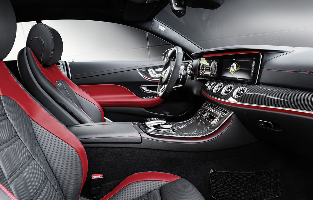 Un nou membru în familia Mercedes-AMG: nemții lansează seria 53 AMG cu 435 CP și sistem micro-hibrid pentru CLS, Clasa E Coupe și Clasa E Cabriolet - Poza 32