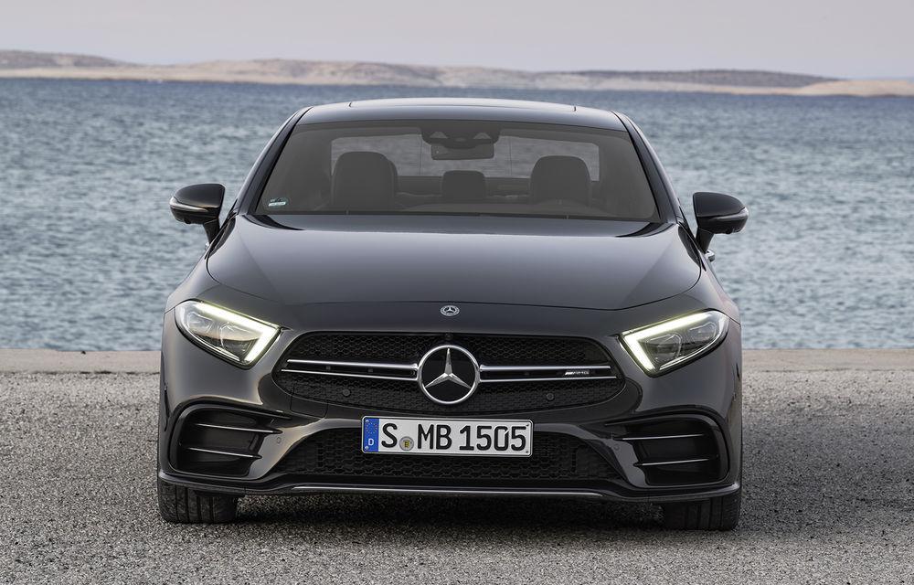 Un nou membru în familia Mercedes-AMG: nemții lansează seria 53 AMG cu 435 CP și sistem micro-hibrid pentru CLS, Clasa E Coupe și Clasa E Cabriolet - Poza 10