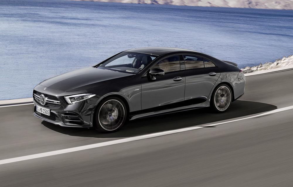 Un nou membru în familia Mercedes-AMG: nemții lansează seria 53 AMG cu 435 CP și sistem micro-hibrid pentru CLS, Clasa E Coupe și Clasa E Cabriolet - Poza 3