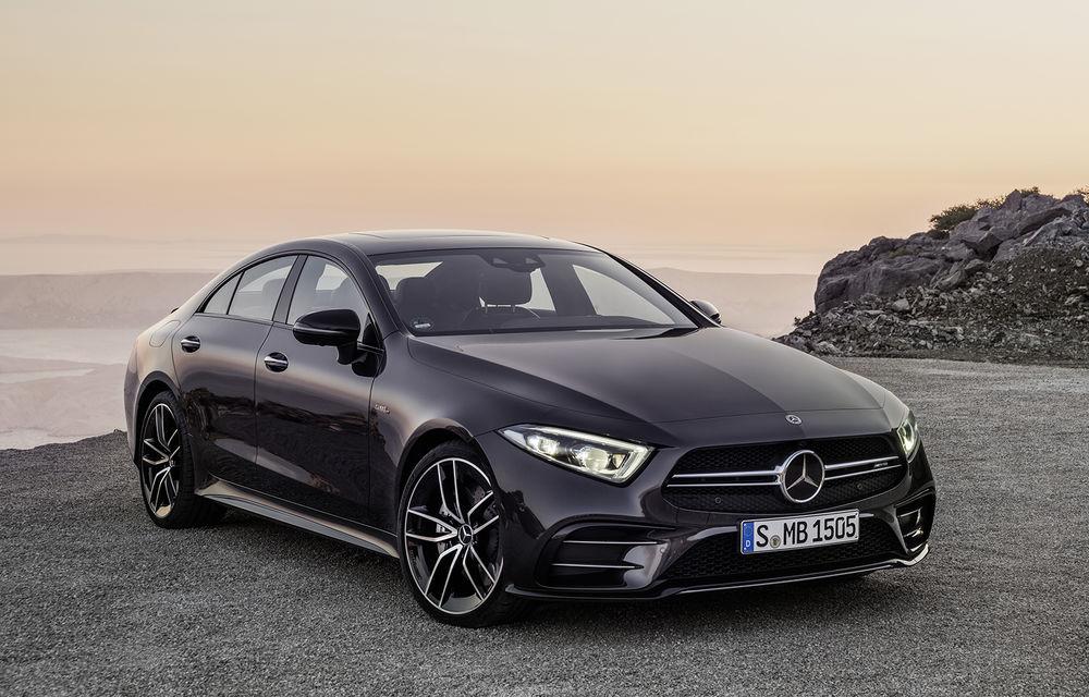 Un nou membru în familia Mercedes-AMG: nemții lansează seria 53 AMG cu 435 CP și sistem micro-hibrid pentru CLS, Clasa E Coupe și Clasa E Cabriolet - Poza 9