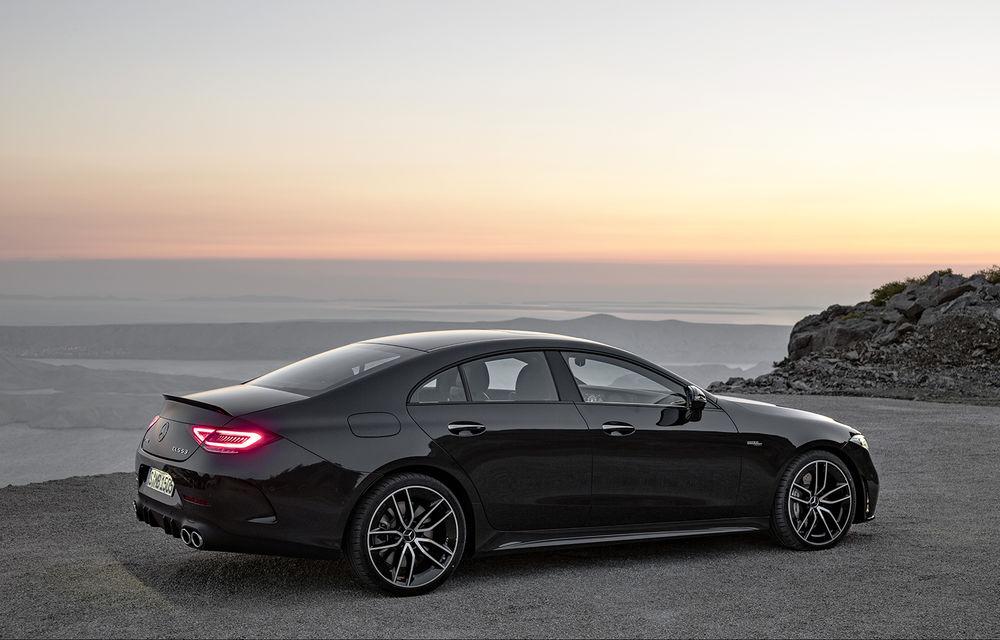 Un nou membru în familia Mercedes-AMG: nemții lansează seria 53 AMG cu 435 CP și sistem micro-hibrid pentru CLS, Clasa E Coupe și Clasa E Cabriolet - Poza 15