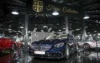 Un Mercedes-Maybach S650 Cabriolet poate fi admirat în cadrul galeriei Țiriac Collection: seria limitată la 300 de exemplare integrează un V12 de 630 CP