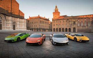 Lamborghini în 2017: italienii au vândut 3.815 supercaruri, iar peste 1.000 au ajuns în SUA