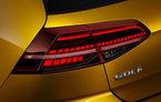 Producția lui Volkswagen Golf 8 începe în iunie 2019: prima schiță cu noua generație