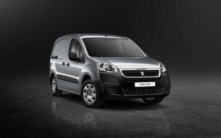 Cerere ridicată pentru Citroen Berlingo și Peugeot Partner: francezii măresc producția celor două modele la uzina din Portugalia