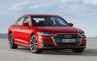 Audi a primit ordin să cheme în service 127.000 de mașini: nemții au fost prinși că au folosit un soft de manipulare a emisiilor pe modelele A4, A5, A6, A7, A8, Q5 și Q7