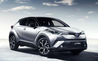 Toyota va extinde producția de mașini în Europa: un al doilea model va fi realizat în Franța. C-HR și Prius, pe lista candidaților