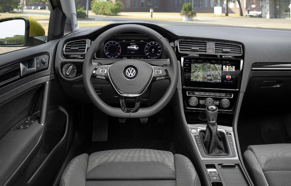 """Primele detalii despre Volkswagen Golf 8: """"Va avea funcții autonome extinse și va fi conectat în permanență la internet"""" - Poza 1"""