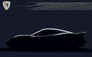 Teaser video cu viitorul hypercar electric semnat de Rimac: mai confortabil, mai rapid și mai scump decât actualul Concept One