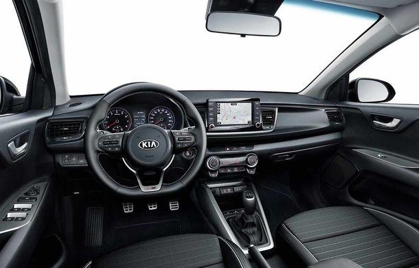 Kia Rio GT-Line: versiunea cu accesorii sportive debutează în cadrul Salonului Auto de la Geneva - Poza 5