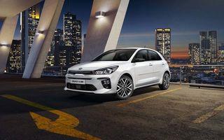 Kia Rio GT-Line: versiunea cu accesorii sportive debutează în cadrul Salonului Auto de la Geneva