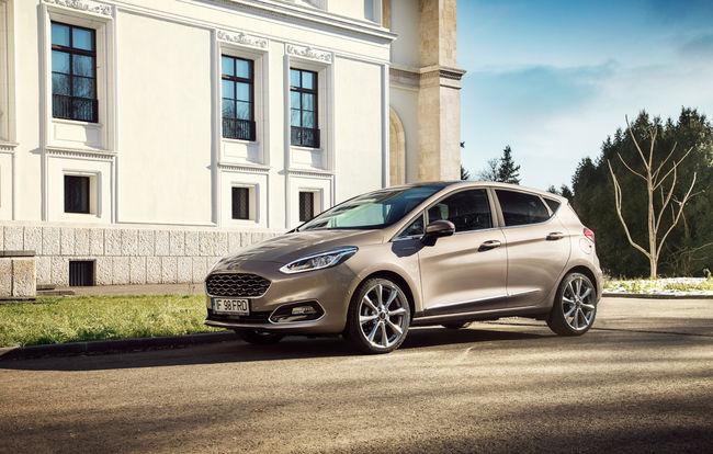 Test drive Ford Fiesta