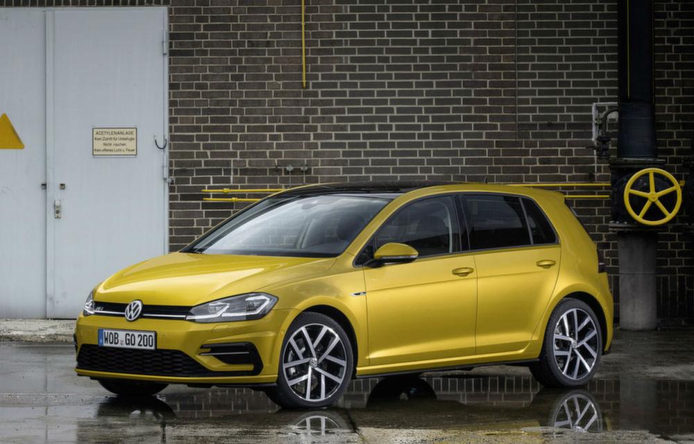 Volkswagen Golf, mașina cu cele mai mari vânzări în Europa în 2017. Sandero, locul 15 cu aproape 200.000 de unități - Poza 1