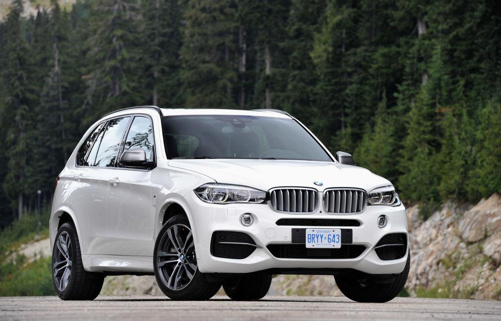 Preferințele clienților BMW din România în 2017: 90% au ales motor diesel și tracțiune integrală, iar 60% au cumpărat SUV-uri - Poza 1