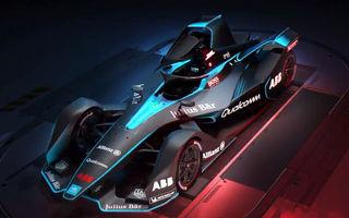 Formula E prezintă noul monopost electric pentru sezonul 2018: design spectaculos și autonomie dublă pentru baterii