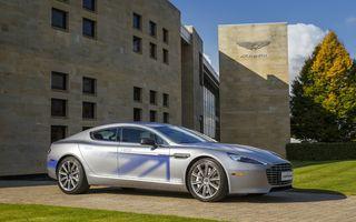 Aston Martin vrea să dezvolte mașini electrice în China: britanicii caută parteneri pe cea mai mare piață auto din lume