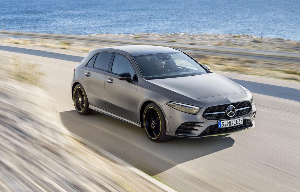"""Mercedes ar putea diferenția consumul și emisiile modelelor în funcție de stilul de condus: """"Vrem să oferim date mai realiste"""" - Poza 1"""
