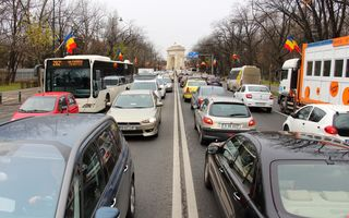 Strategie de mobilitate urbană: serviciile de car sharing ar putea reduce traficul din București cu 25%