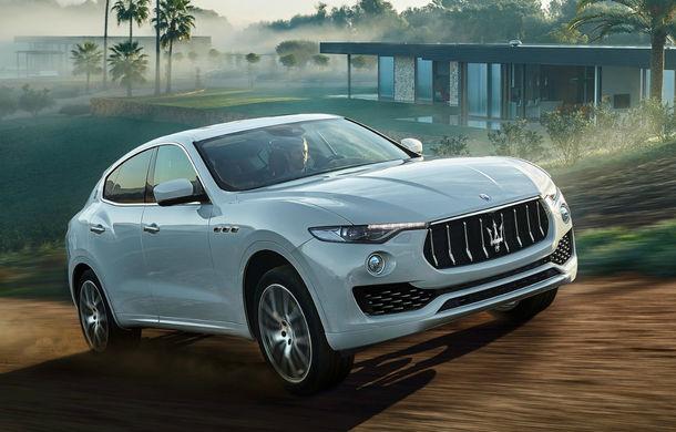 Reorganizare: italienii vor să reducă din nou producția SUV-ului Maserati Levante - Poza 1