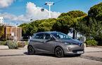 Renault Zoe ar putea veni la Geneva într-o variantă mai puternică: motorul electric al compactei franceze ar urma să primească 16 CP în plus