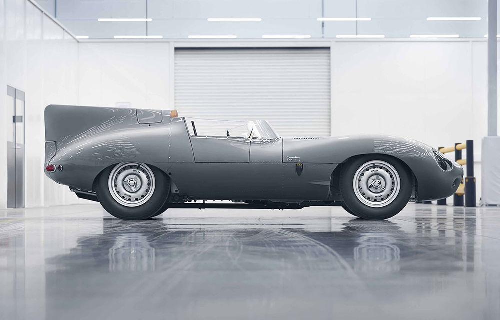 Clasice reîncărcate: Jaguar va construi după specificațiile originale 25 de exemplare ale legendarului D-Type - Poza 4