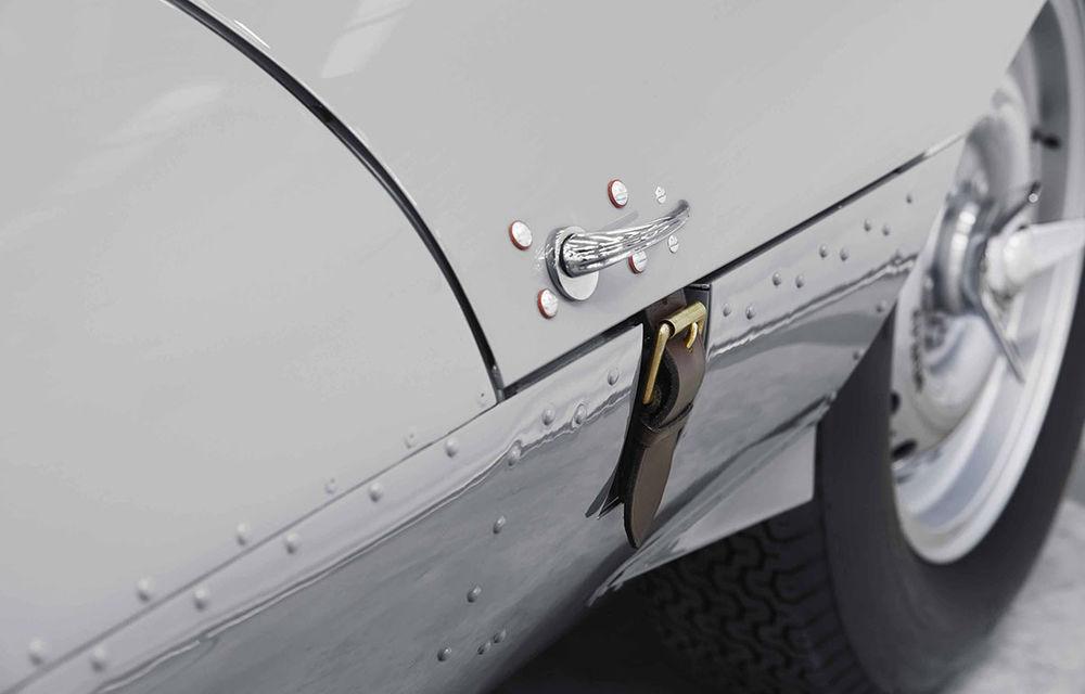 Clasice reîncărcate: Jaguar va construi după specificațiile originale 25 de exemplare ale legendarului D-Type - Poza 13