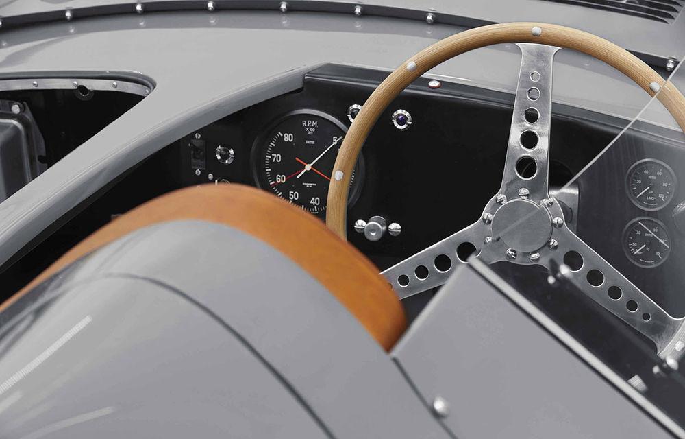 Clasice reîncărcate: Jaguar va construi după specificațiile originale 25 de exemplare ale legendarului D-Type - Poza 9