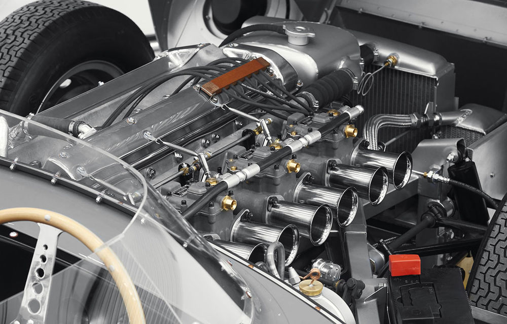 Clasice reîncărcate: Jaguar va construi după specificațiile originale 25 de exemplare ale legendarului D-Type - Poza 11